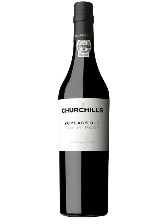 Churchill's 20 Years Old Tawny Port