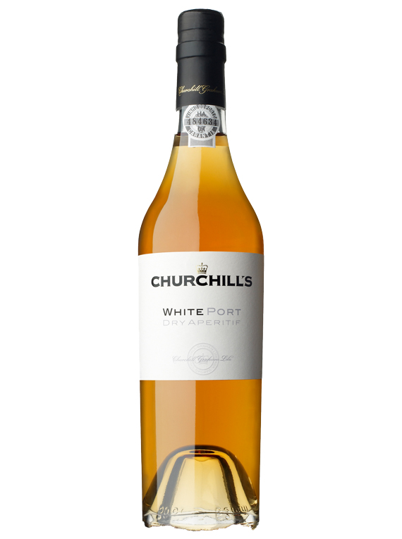 Churchill's Dry White Port Aperitif