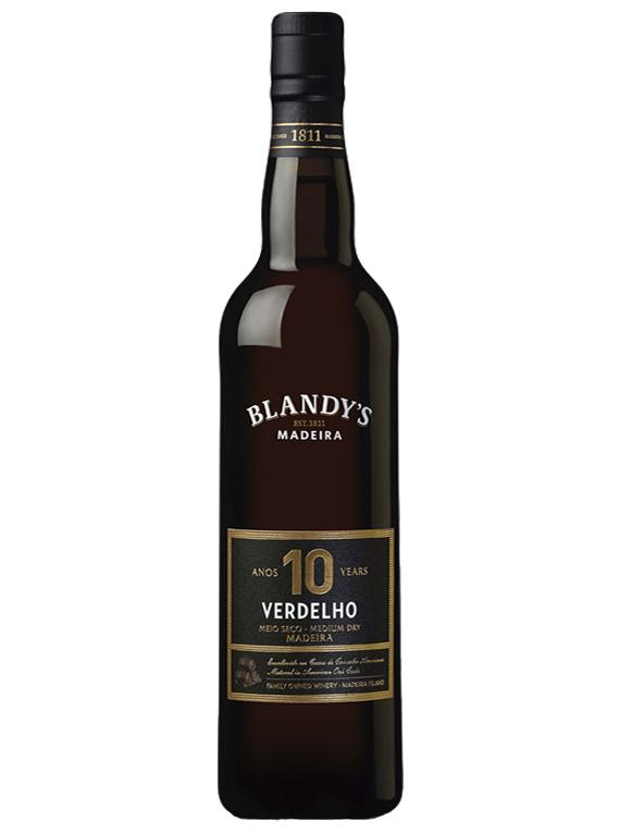 Blandy's Verdelho 10 Anos