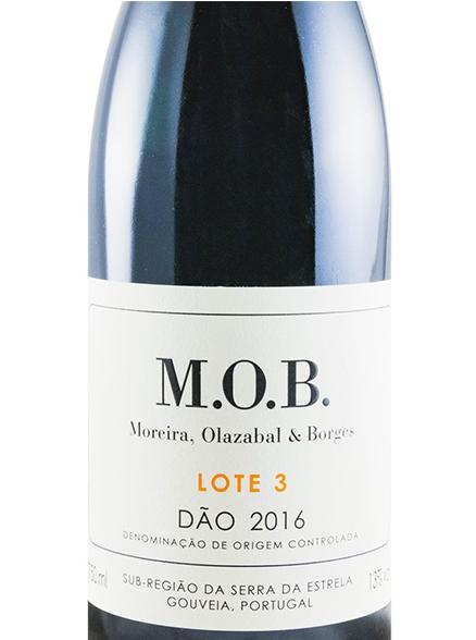M.O.B Lote 3 2016