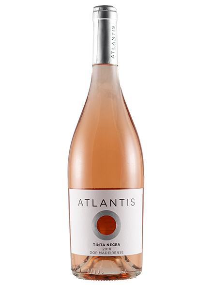 Atlantis Tinta Negra Rosé 2018