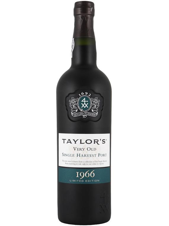 Taylor's Single Harvest 1966