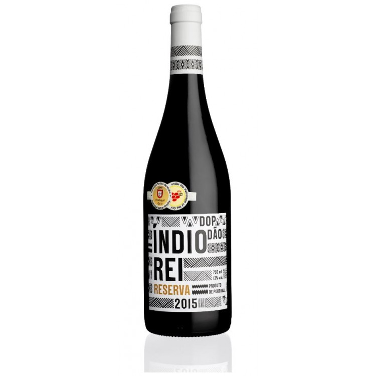 Índio Rei Black Label Reserva 2015