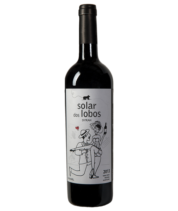 Solar dos Lobos Syrah 2014