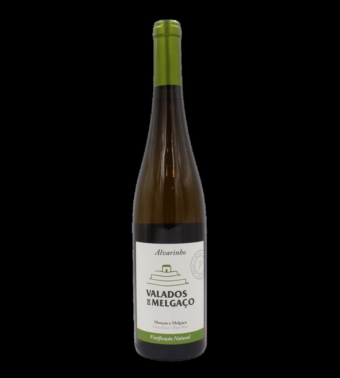 Valados de Melgaço Alvarinho Vinificação Natural 2016