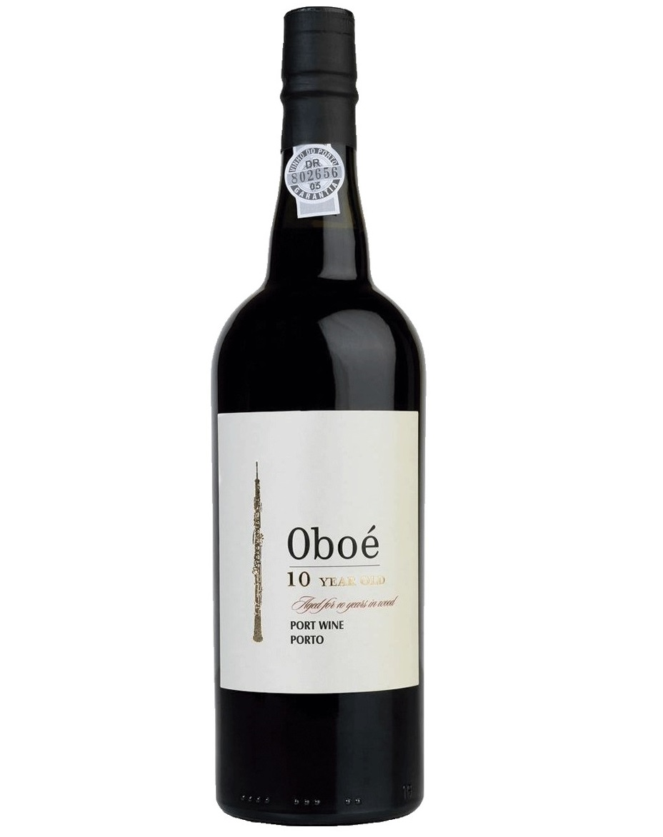 Oboé 10 Years Old Tawny
