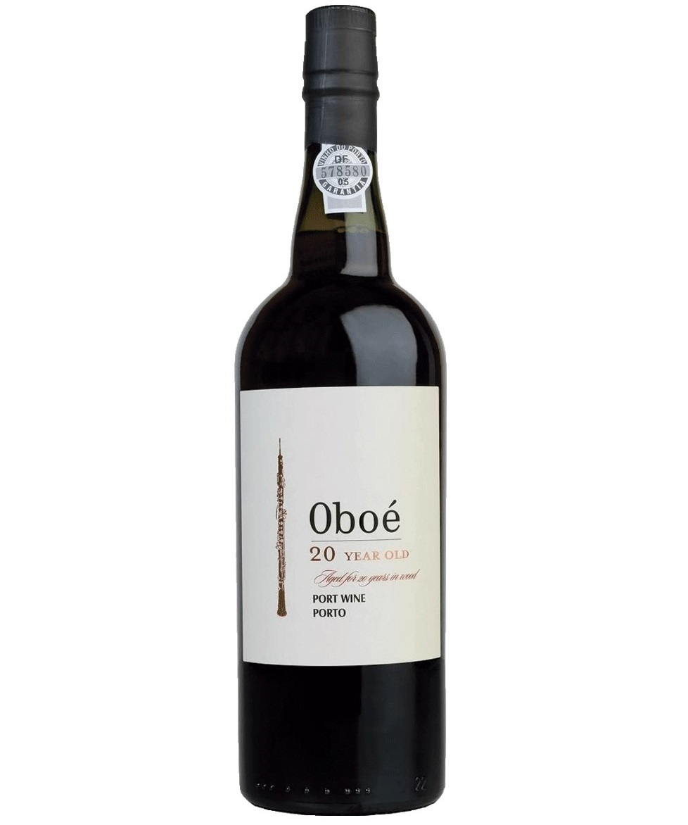 Oboé 20 Years Old Tawny