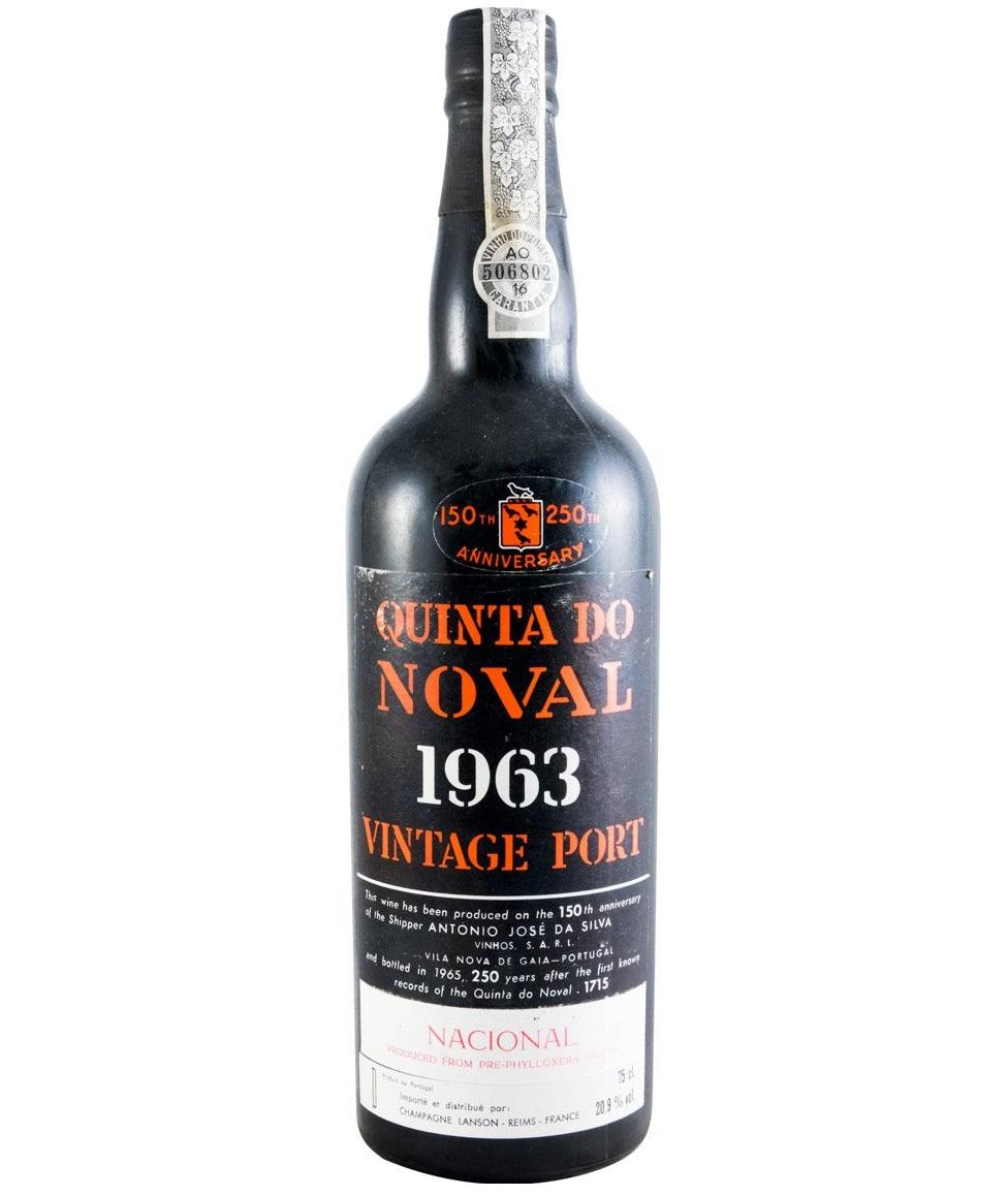 Quinta do Noval Nacional Vintage 1963