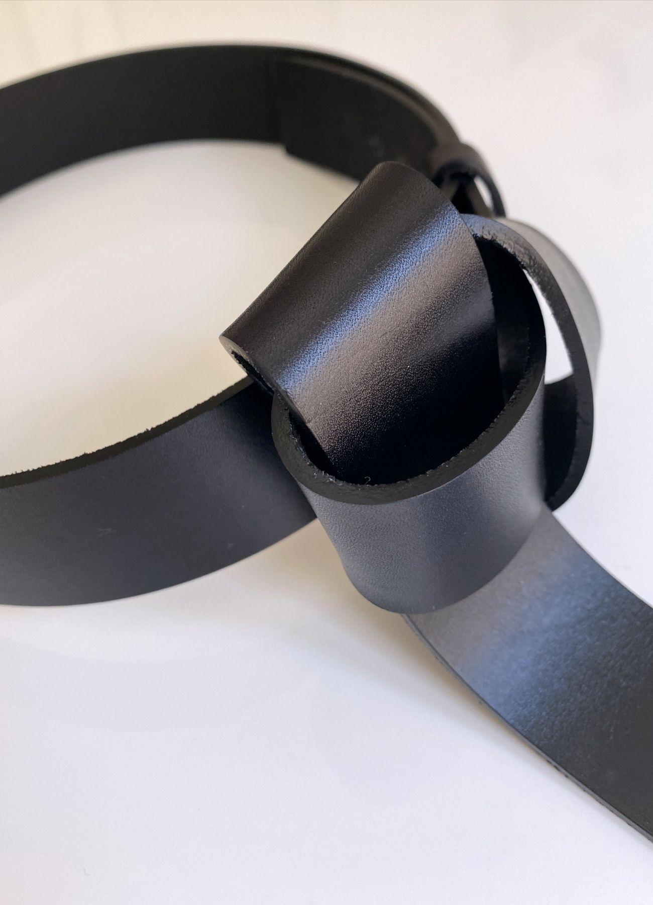 CARNEVALE MADRID    Cinturón Agatha Black