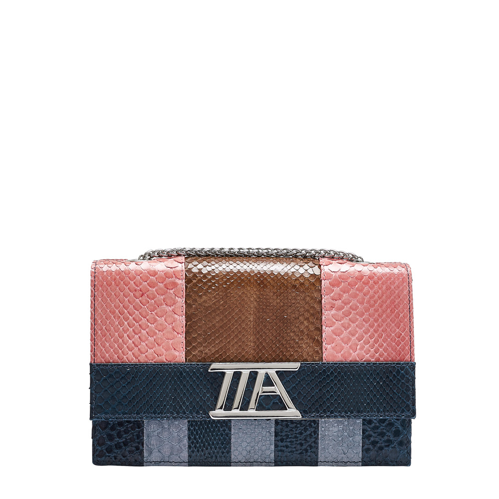 Tita Madrid | Spiga Stripes Blue