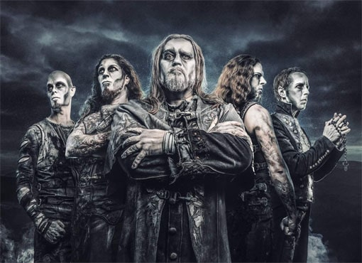 POWERWOLF revive su gira por Sudámerica en nuevo video