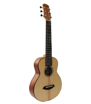 Guitarlele Mahori Spruce Solid MAH-16 + Funda