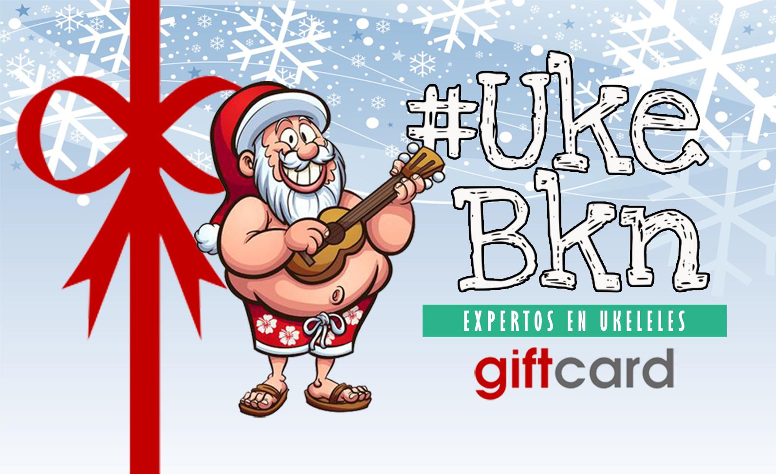 Gift Card - UKEBKN!