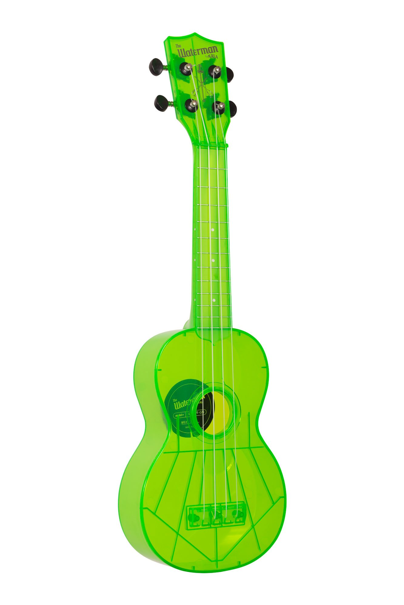 Ukelele Makala Waterman SOUR APPLE