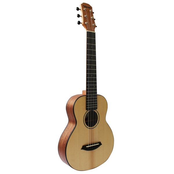 Guitarlele MAHORI Tapa Abeto ELECTROACUSTICO