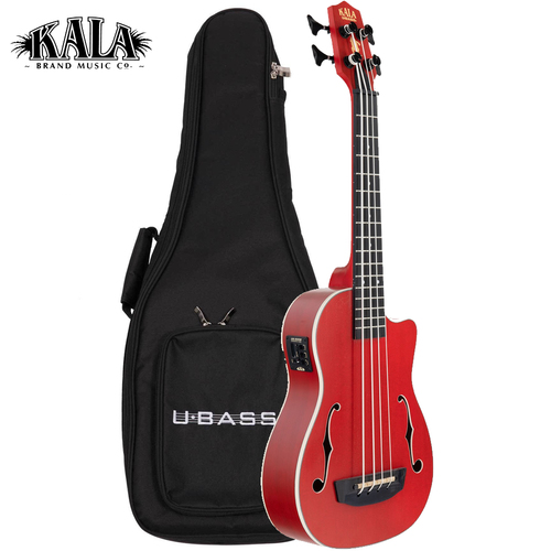 Ubass KALA Red Journeyman
