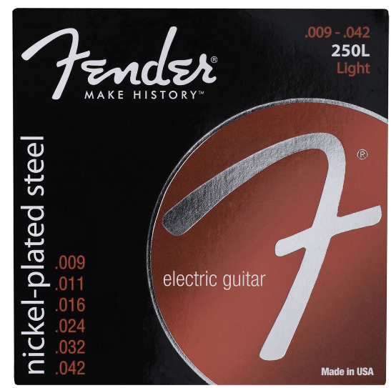 Cuerdas Fender Super 250