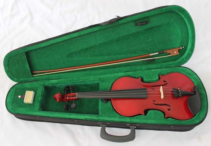 Violin Concierto 4/4 Cippriano con estuche + Accesorios