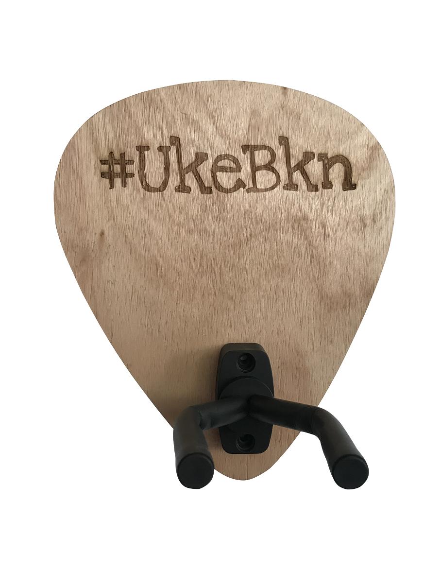 Soporte de madera UkeBkn (o la marca que quieras)