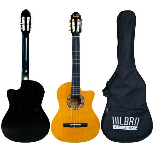 Guitarra Acústica Bilbao Cutaway