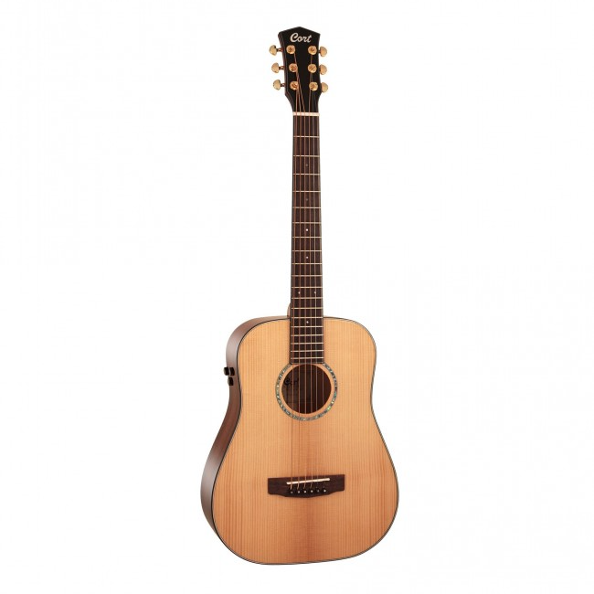 Guitarra Folk Gold Mini GOLD-MINI-F-NAT
