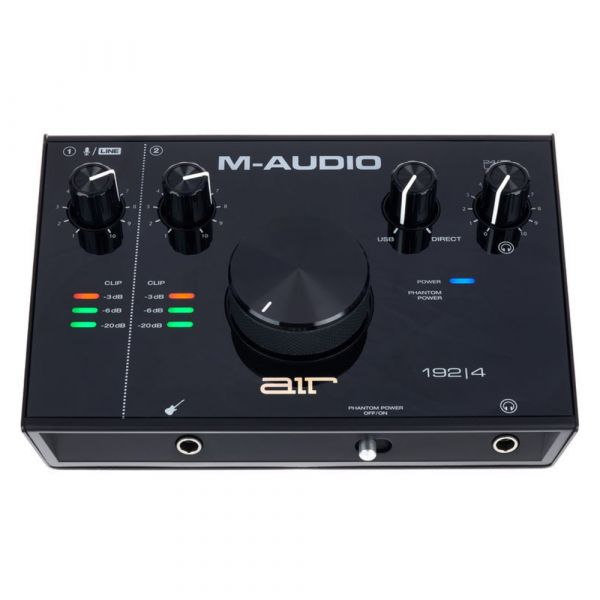 Interfaz de audio AIR192/4 USB, 2 x 2