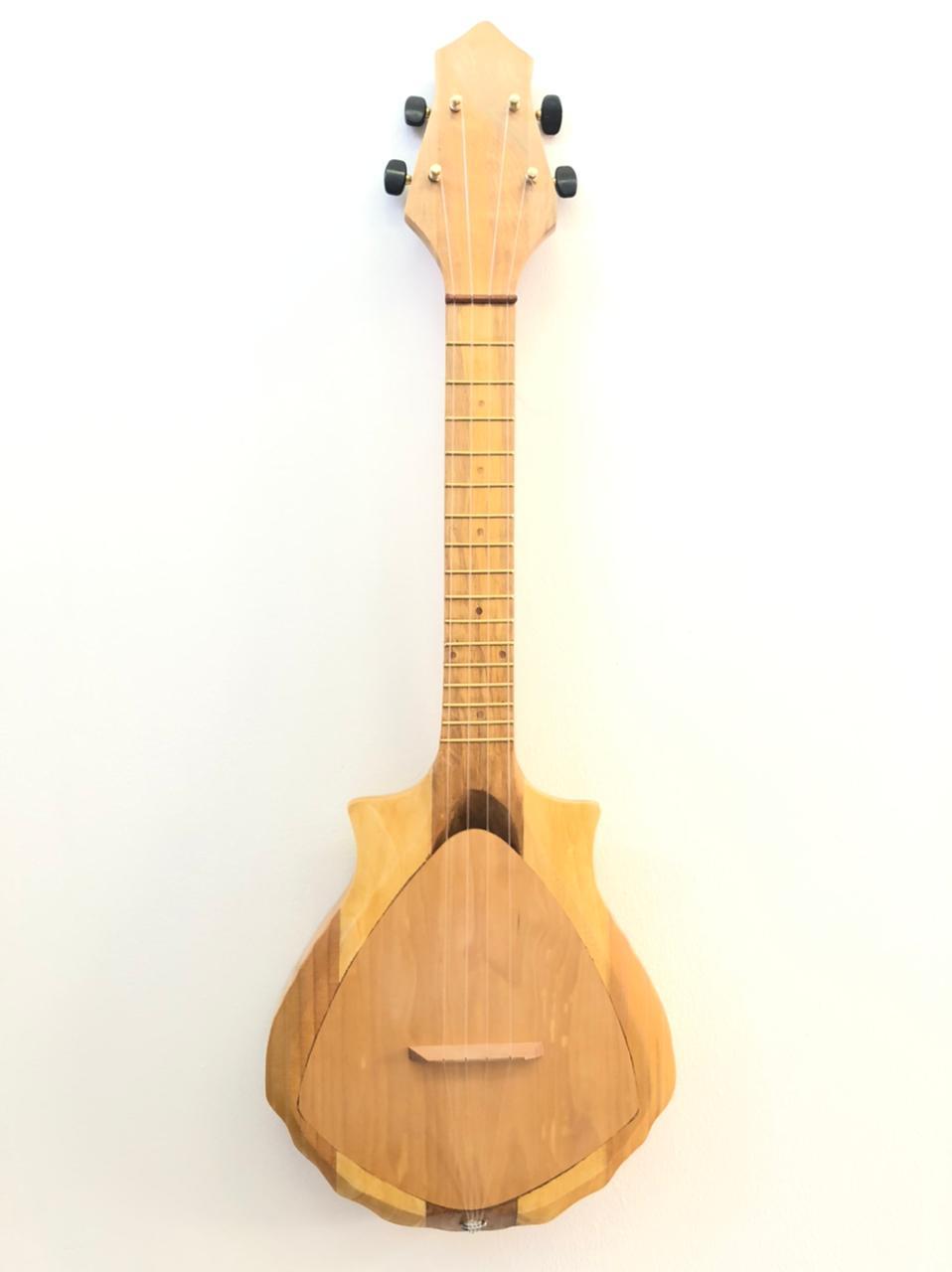Asonu Concha Hawaiano (4 cuerdas)