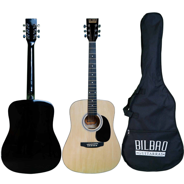 Guitarra Acústica Bilbao BIL-41-NT