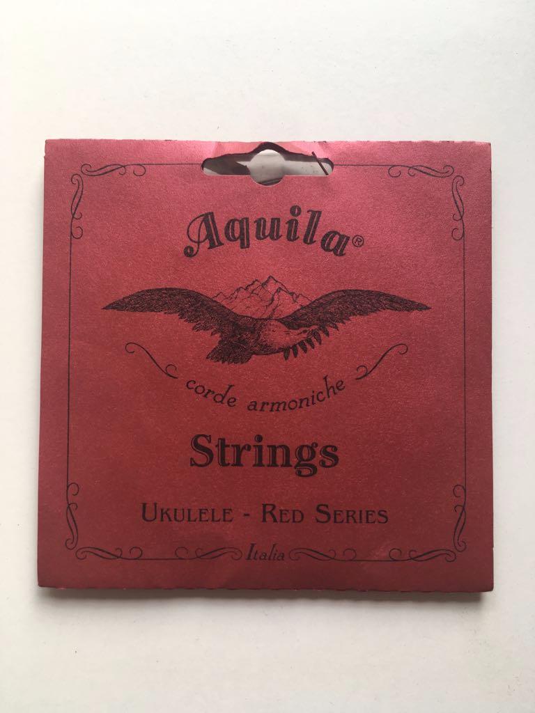 Aquila Ukelele Red Series