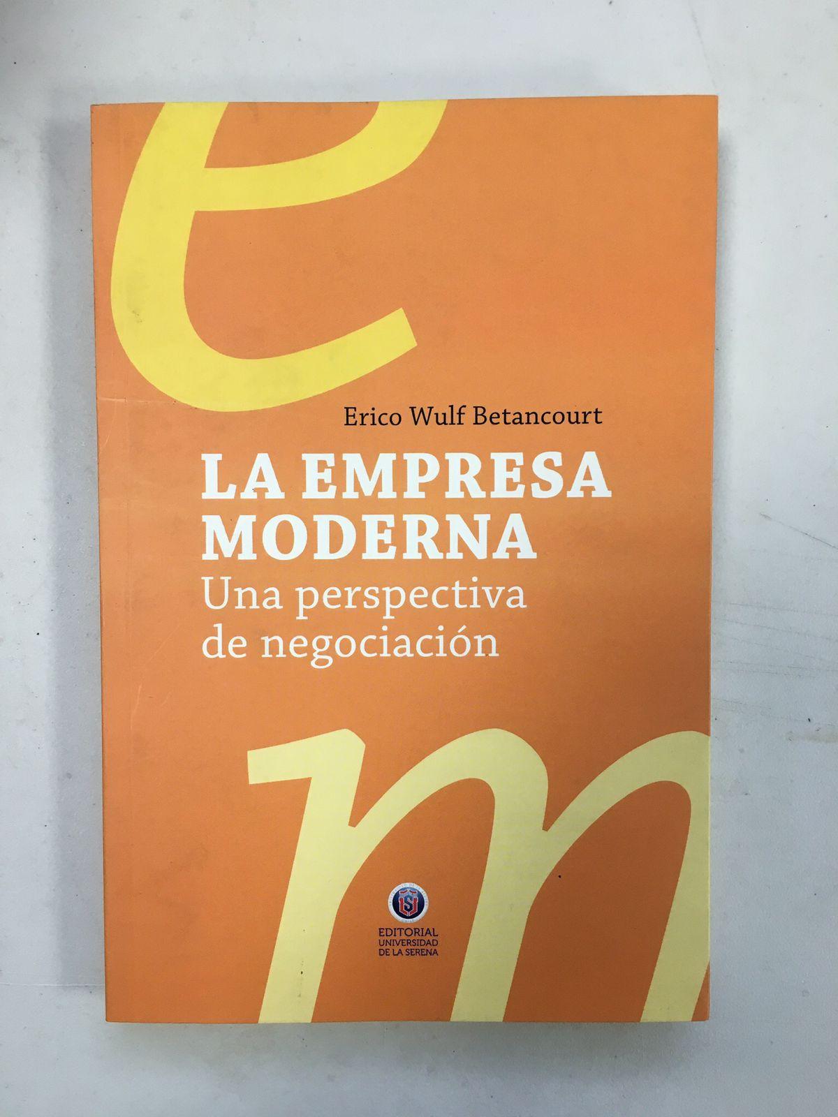 La empresa moderna