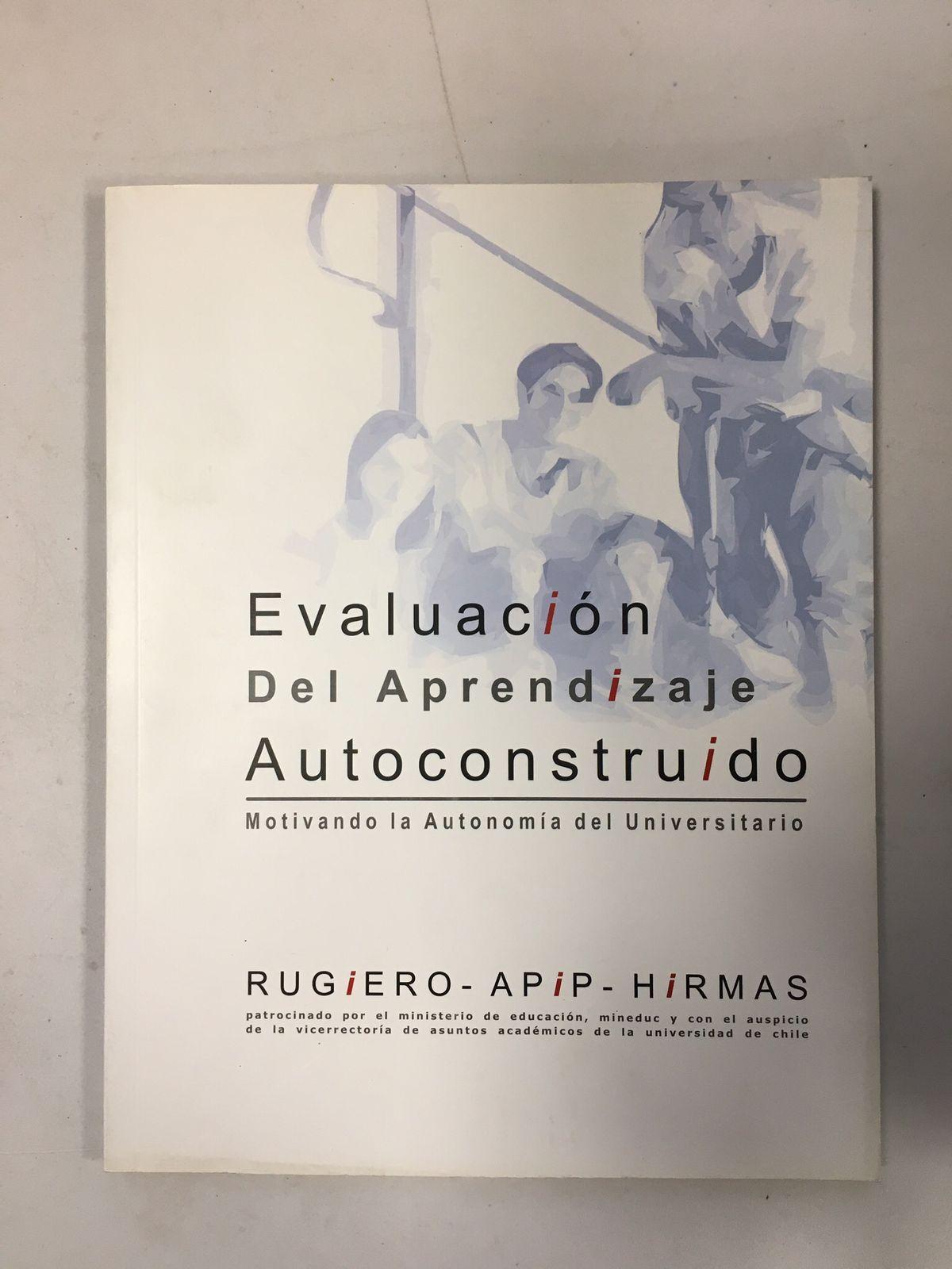 Evaluación del aprendizaje autoconstruido