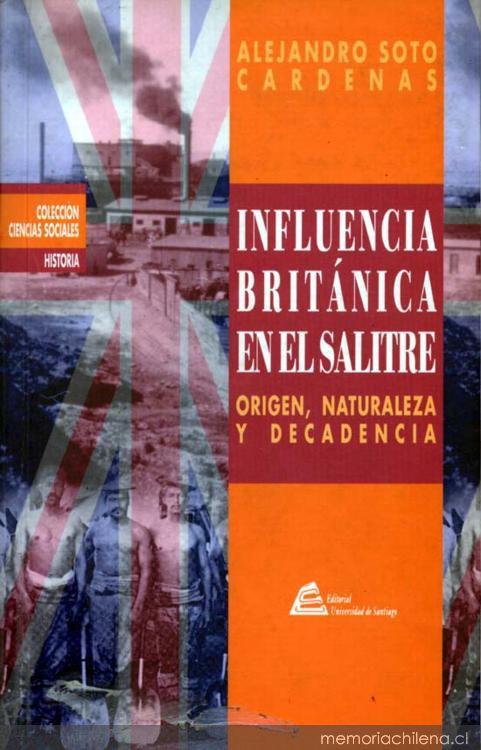 Influencia Británica en el salitre
