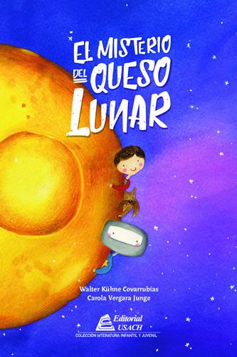 El Misterio del Queso Lunar