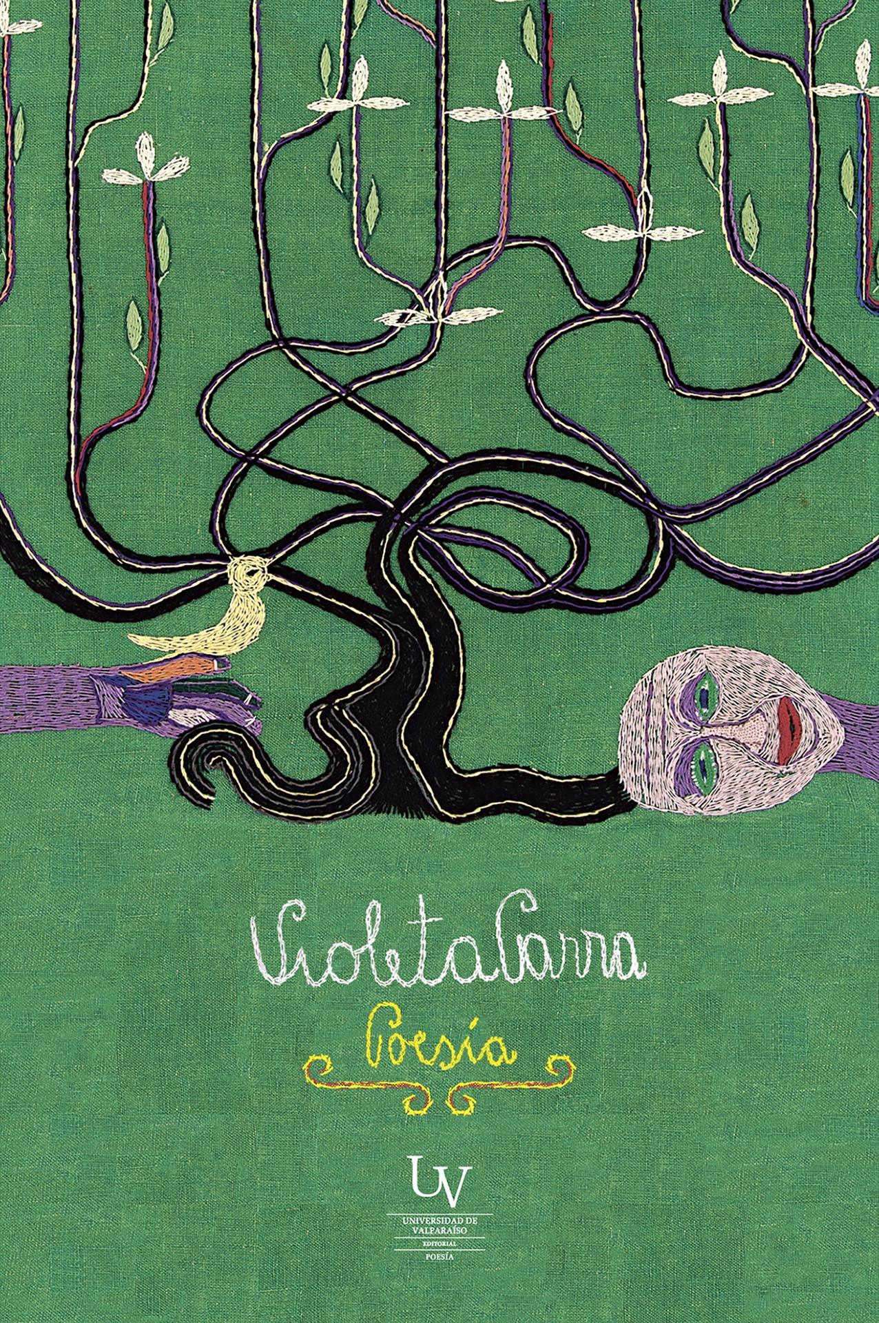 Poesía. Violeta Parra. 3ra edición