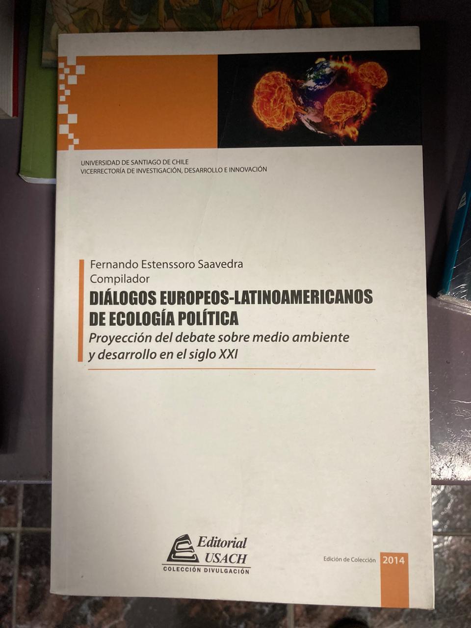 Diálogos europeos-latinoamericanos de ecología política