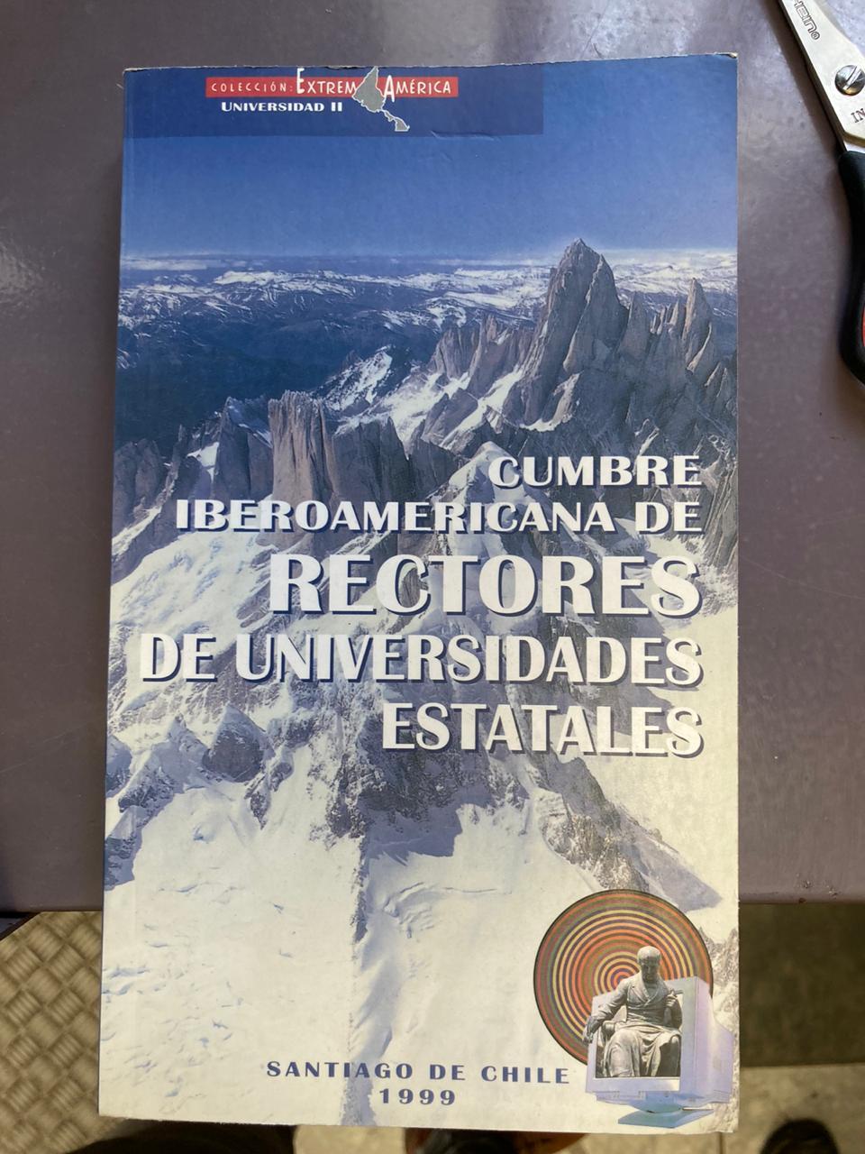 Cumbre iberoamericana de rectores de Universidades estatales