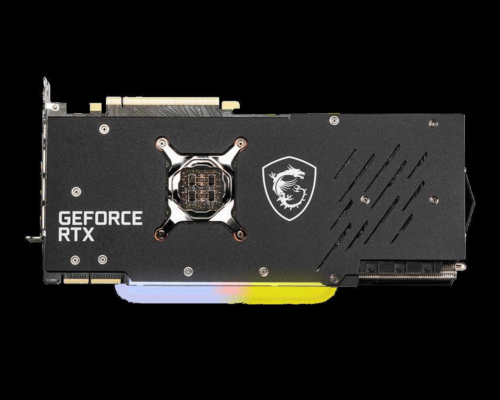 RTX 3090 GAMING X TRIO RGB - MSI