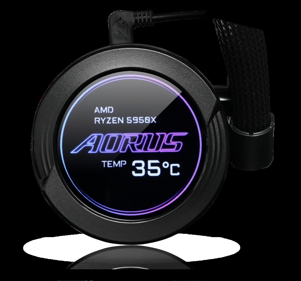 LIQUIDA WATERFORCE X 280 ARGB - AORUS