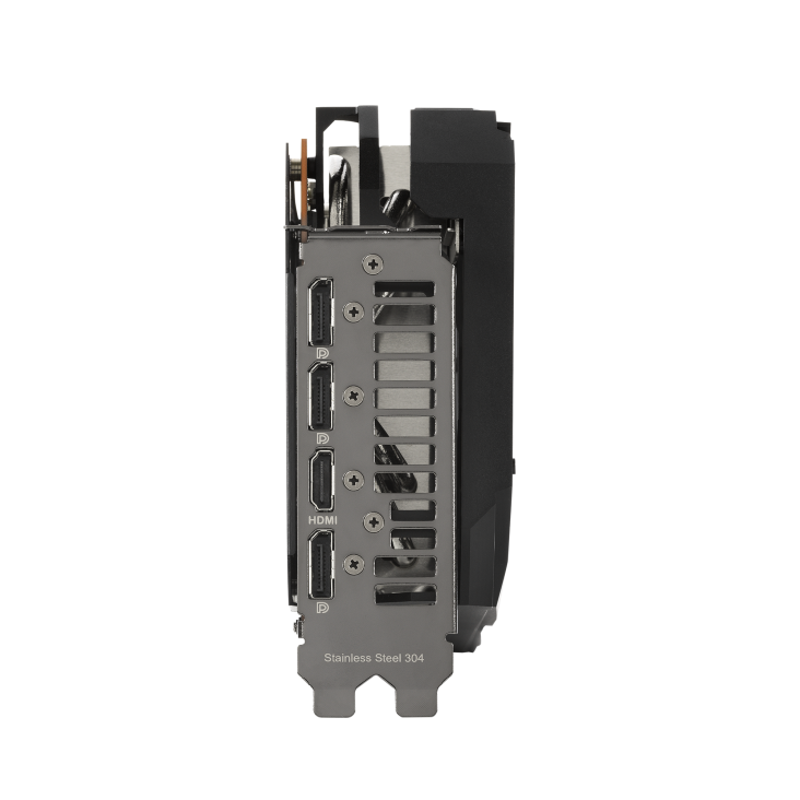 RX 6700 XT ROG STRIX GAMING  - ASUS