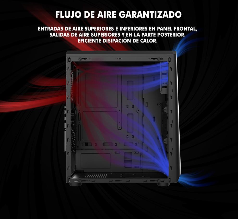 FLUX BLACK RGB  - ICEBERG