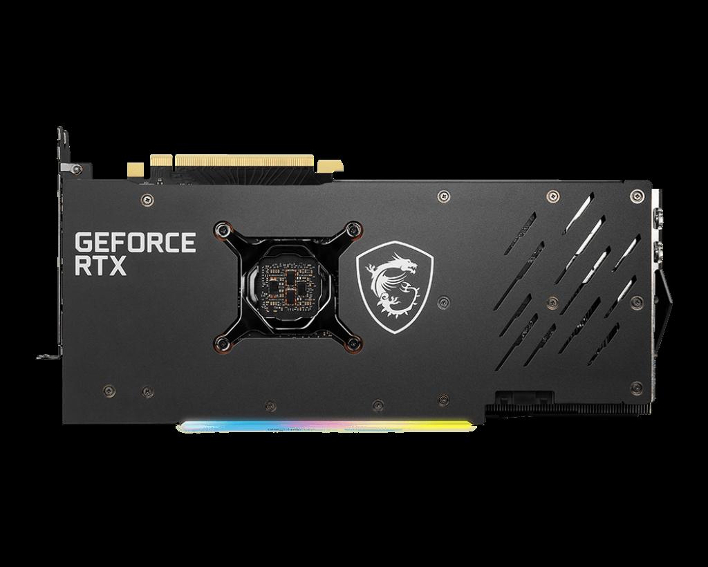 LHR - RTX 3070 GAMING Z TRIO RGB 8GB - MSI