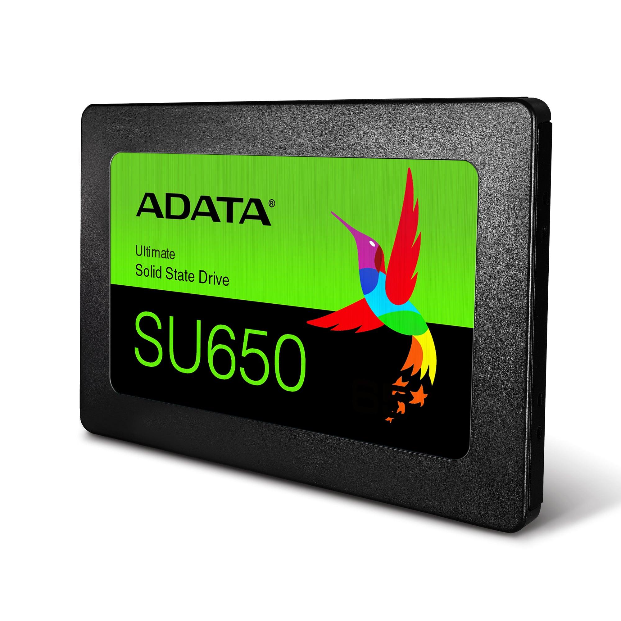 SOLIDO SATA (SSD) 240GB SU650 - ADATA