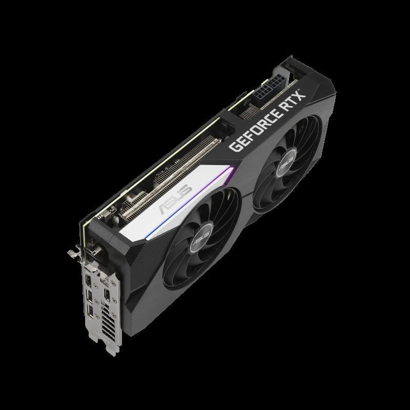 LHR - RTX 3070 OC DUAL 8GB - ASUS