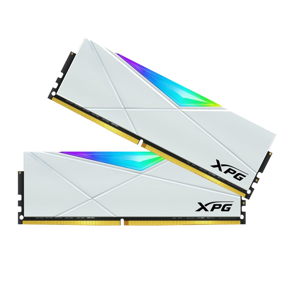 MODULO 16GB (3200 MHZ) SPECTRIX D50 WHITER RGB - XPG