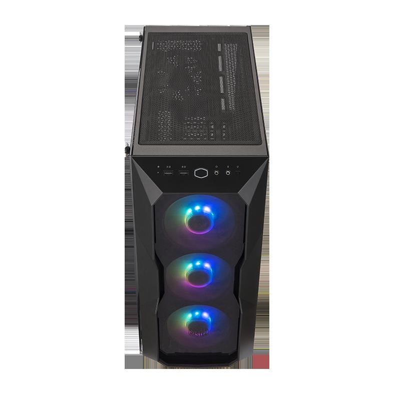 TD500 + 3 FANS RGB - COOLER MASTER
