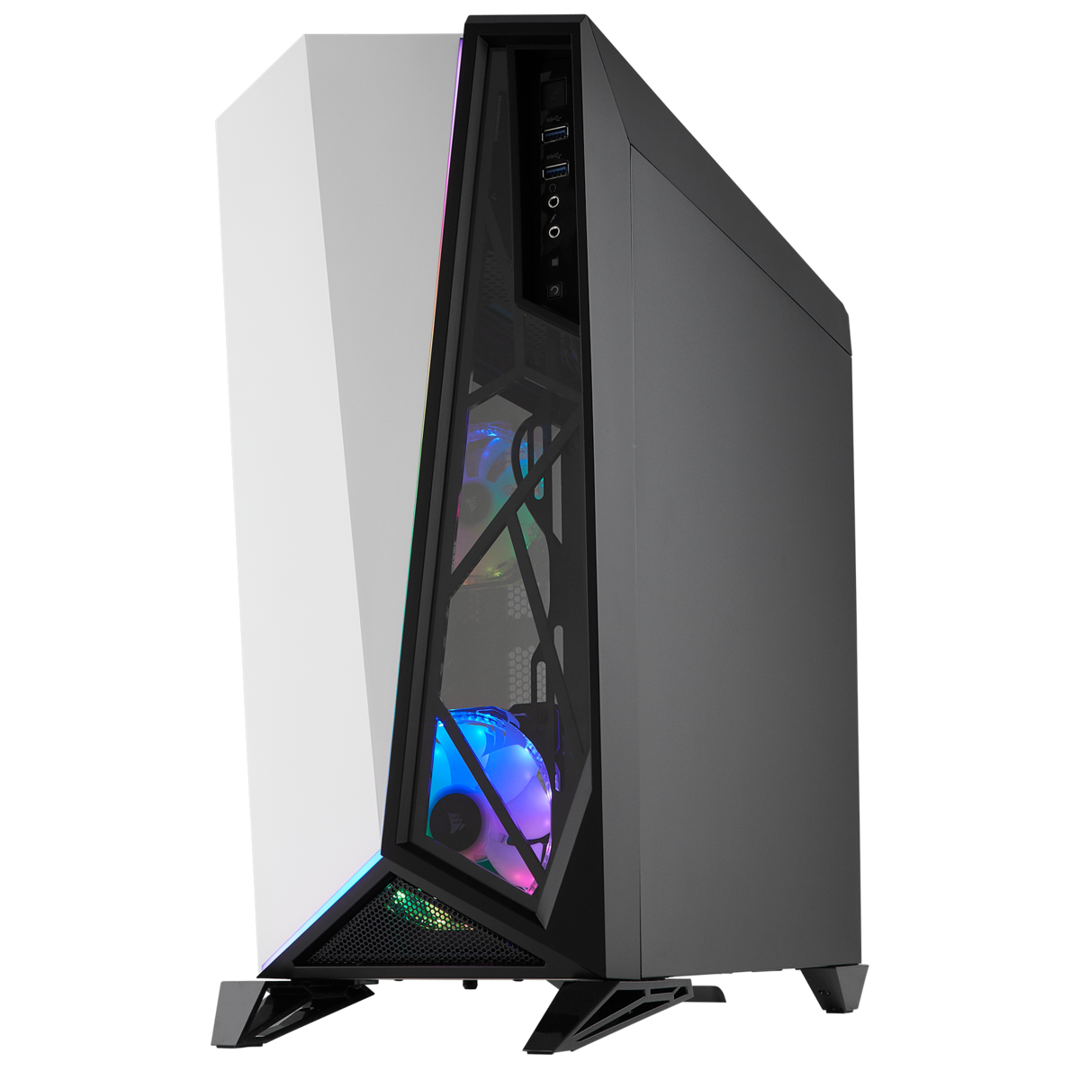 SPEC OMEGA WHITE RGB - CORSAIR