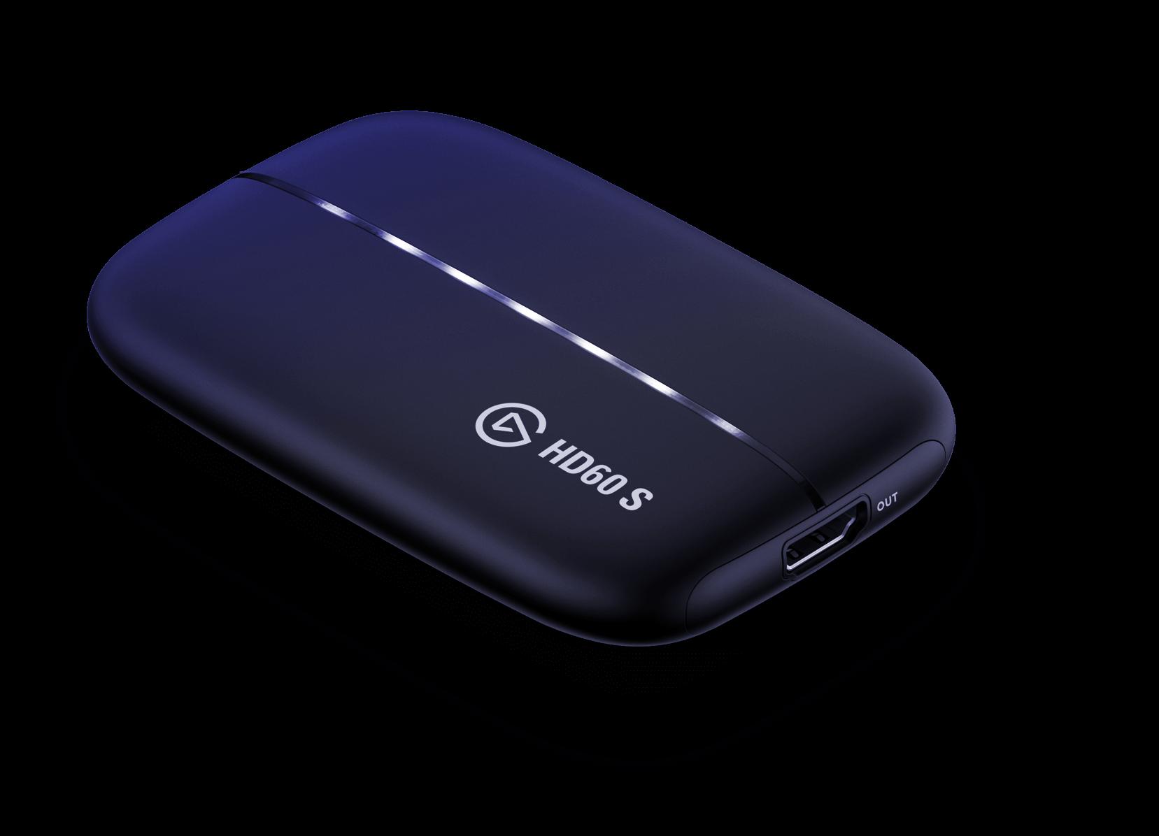 EL GATO HD60S / CAPTURADORA - USB 3.1 / 108OP - 60 FPS