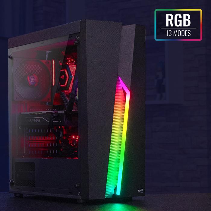 BOLT RGB + 1 FAN - AEROCOOL