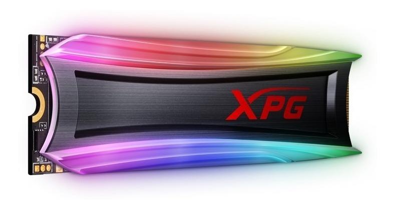 SOLIDO (M2) NVMe 256GB SPECTRIX RGB - XPG S40