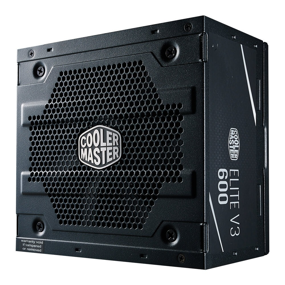 FUENTE REAL 600W ELITE V3 - COOLER MASTER